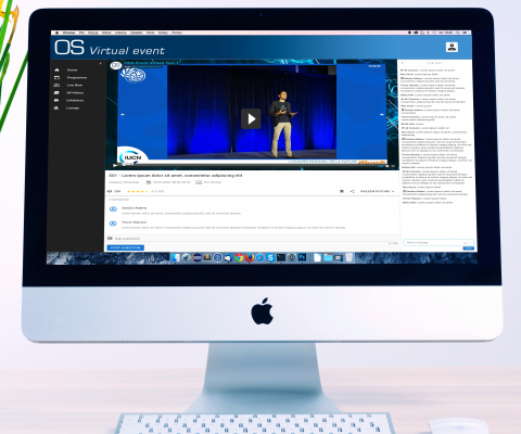 Introducing the OSS Virtual Events Platform